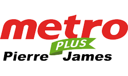 Metro Plus Pierre James